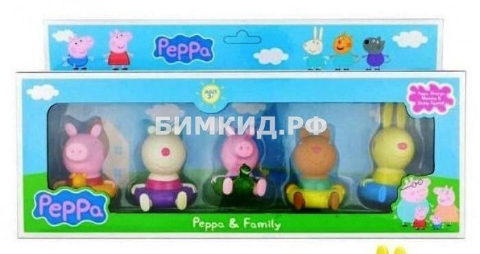 школа свинки пеппы peppa pig