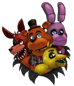 5 ночей с Фредди FNAF (Five night's at Freddy's)