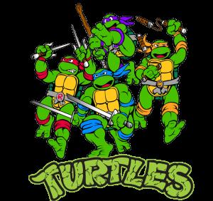 Черепашки Ниндзя (Turtles)
