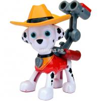 Маршал в ковбойской шляпе (8 см) Щенячий патруль (Paw patrol)