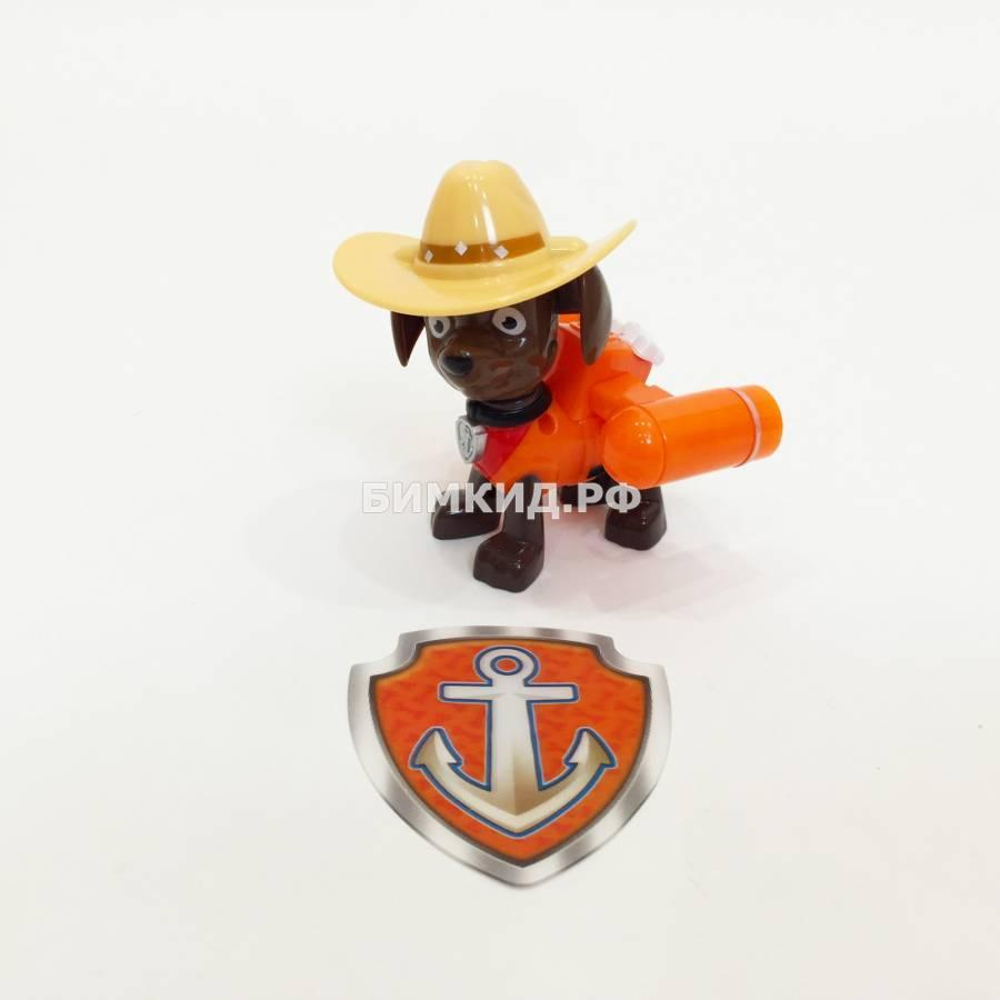 Зума в ковбойской шляпе Щенячий патруль