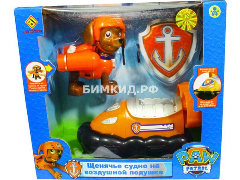 Зума с машинкой Paw patrol