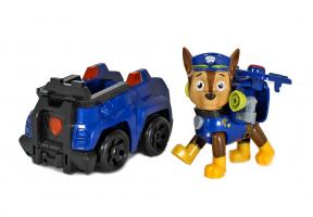 Гонщик с машинкой Щенячий патруль (Paw patrol)