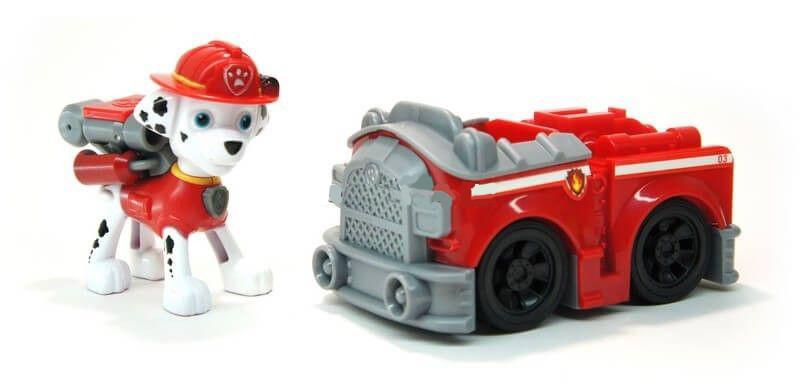 Маршал с машинкой Щенячий патруль (Paw patrol)