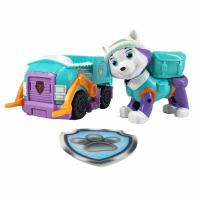 Эверест с машинкой Щенячий патруль (Paw patrol)
