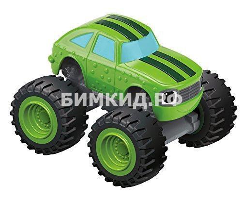 Машинка Огурчик