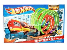 Набор Супер кольцо (Хот Вилс  Hot Wheels)