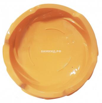 Арена Бейблэйд оранжевая круглая 35 см