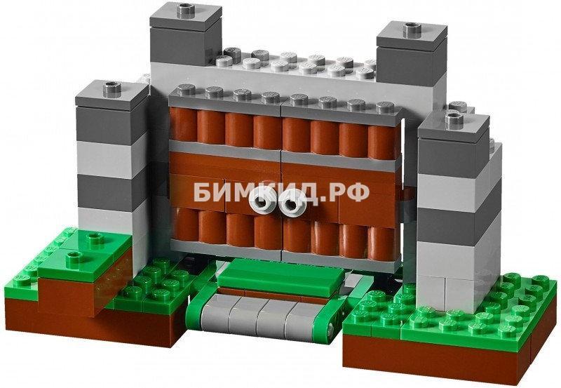 """Конструктор Lele Minecraft 33022 """"Крепость"""" 990 дет. арт. 33022"""