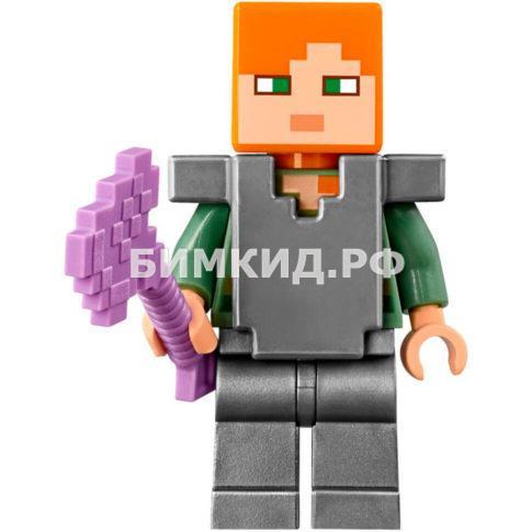 """Конструктор Bela Minecraft """"Бой в подземелье"""" 96 дет. арт. 10808"""