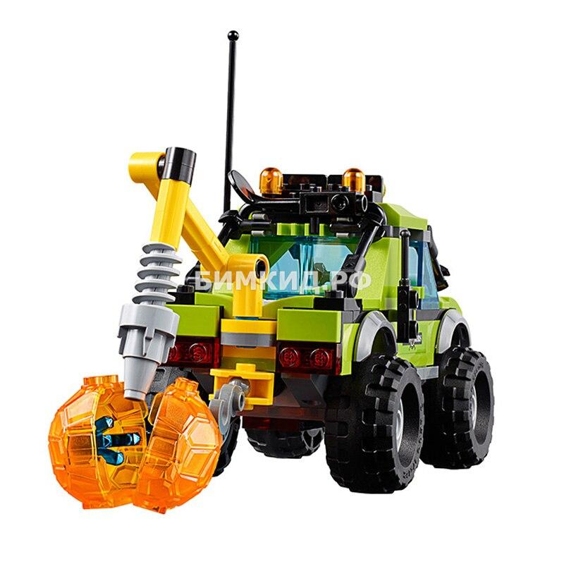 """Конструктор Bela Urban City """"Вулканический грузовик"""" 185 дет. арт. 10638 (Technic)"""