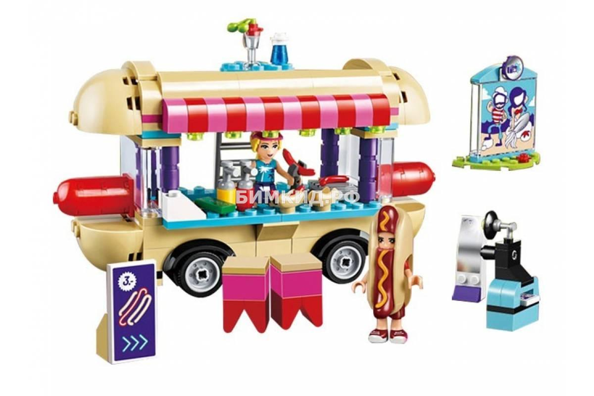 "Конструктор Bela Friends ""Парк развлечений: фургон с хот-догами"" 249 дет. арт. 10559"