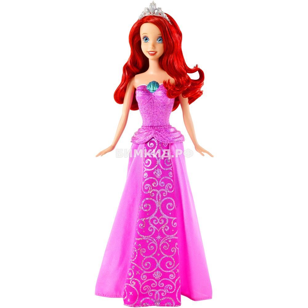 Кукла Принцесса Ариэль с Платьем