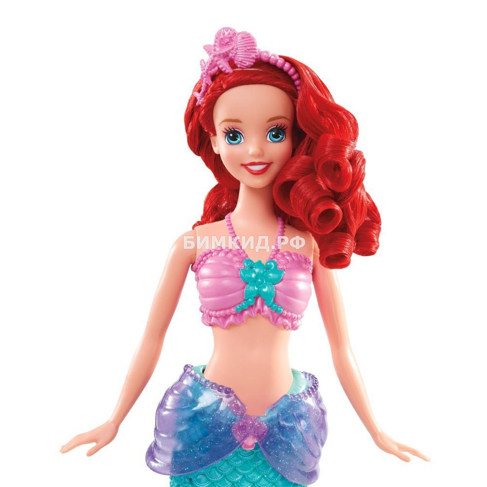 Кукла Принцесса Ариэль с фонтаном