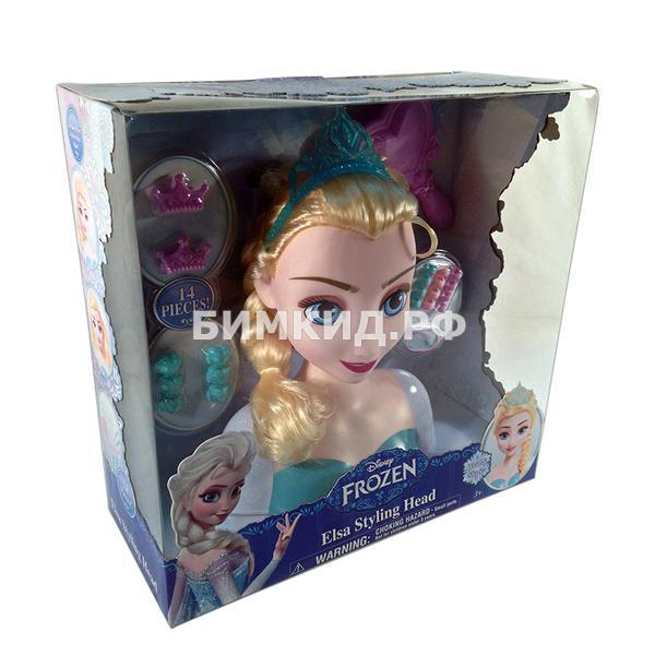 Кукла Эльза для причесок