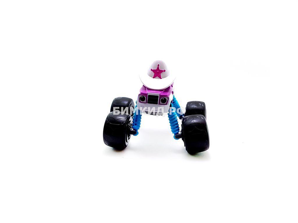 Машинка Старла с раздвижными колесами, музыкой и подсветкой Вспыш и Чудо-машинки