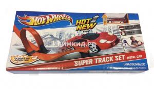 Набор Супер трек сет (Хот Вилс  Hot Wheels)