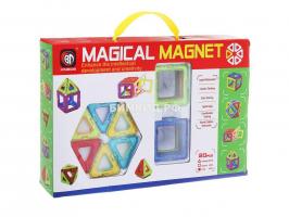 Магнитный конструктор 3D, 20 дет. Magical Magnet