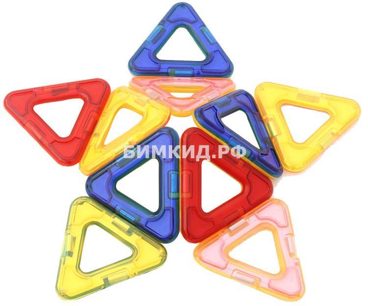 20 дет. Магнитный конструктор 3D, Magical Magnet