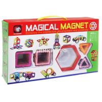 40 дет. Магнитный 3D конструктор, Magical Magnet
