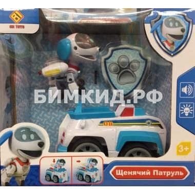 Робопес с машинкой Щенячий патруль (Paw patrol)