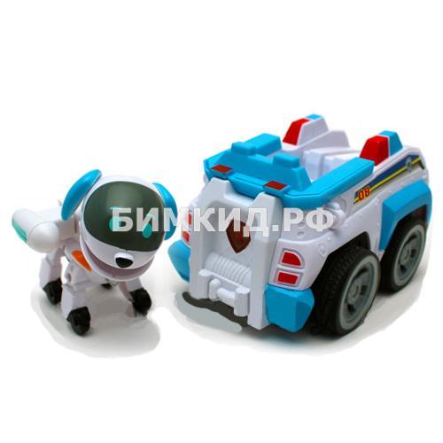 Робопес с машинкой Paw patrol