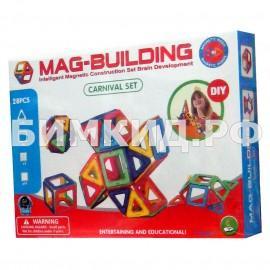 28 дет. Магнитный конструктор, Mag-Building