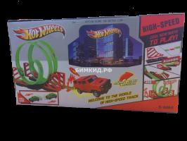 Набор 3 кольца + машинка (Хот Вилс  Hot Wheels)