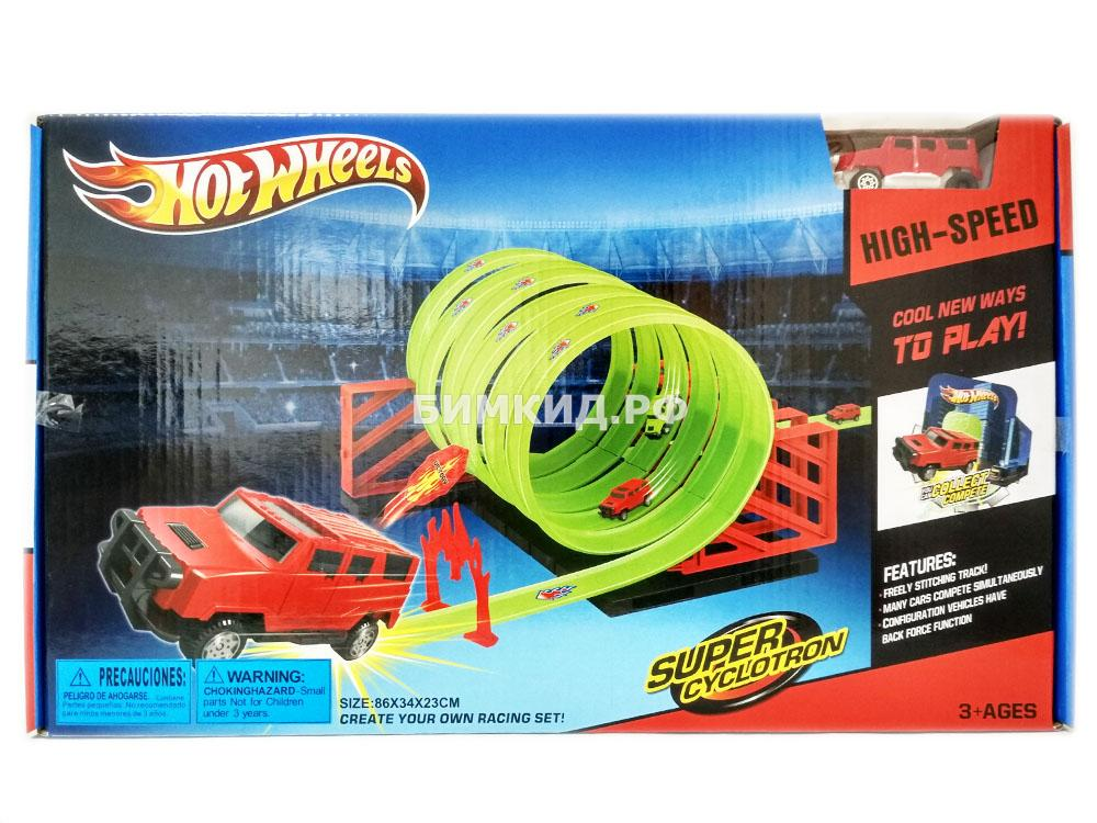 Набор Супер циклон (Хот Вилс  Hot Wheels)