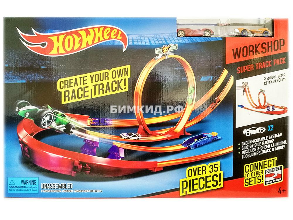 Набор Экстремальный спуск (Хот Вилс  Hot Wheels)