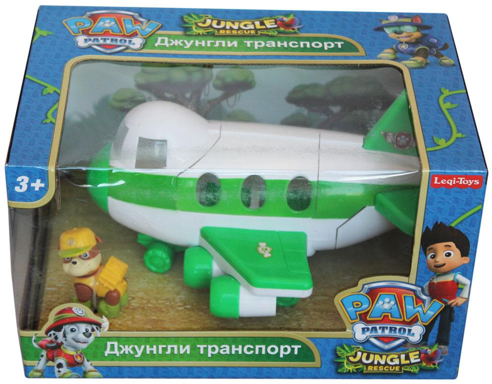 Набор джунгли самолет Щенячий патруль (Paw patrol)