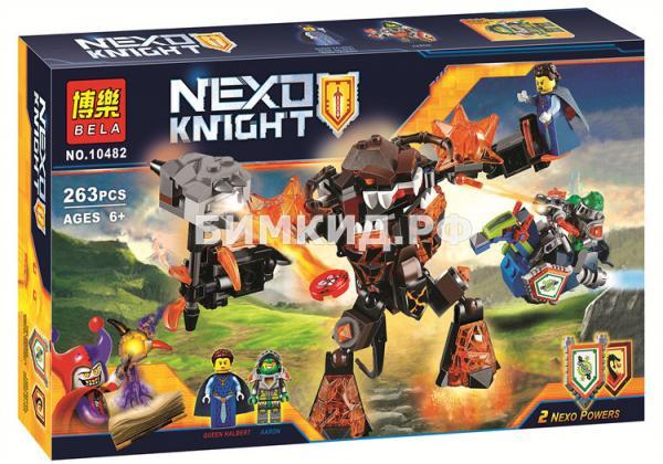 """Конструктор Nexo Knights (Нексо Найтс) """"Инфернокс"""" 263 дет. Bela"""