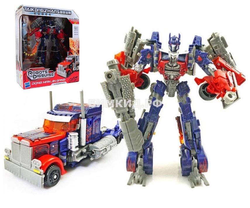 Оптимус Прайм робот-трансформер Taikongzhans Optimus Prime, 18 см