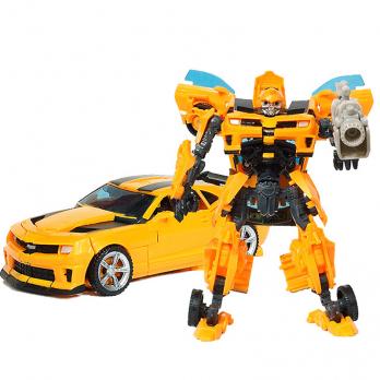 Бамблби робот-трансформер Автобот Taikongzhans Bumblebee, 18 см