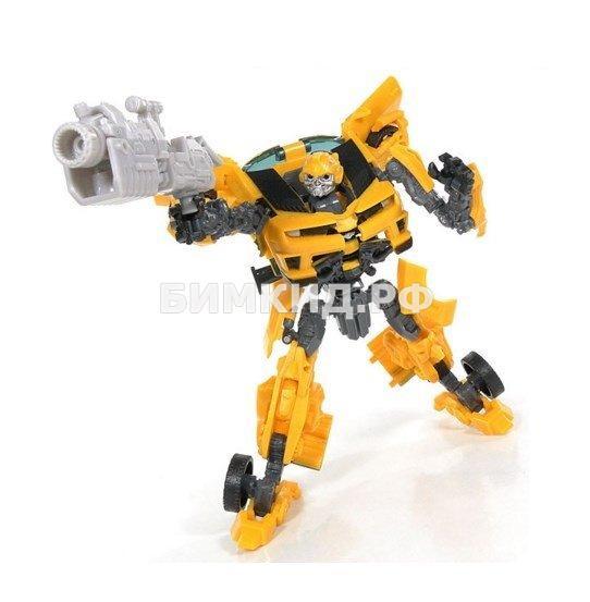 Бамблби робот-трансформер Taikongzhans Bumblebee, 18 см