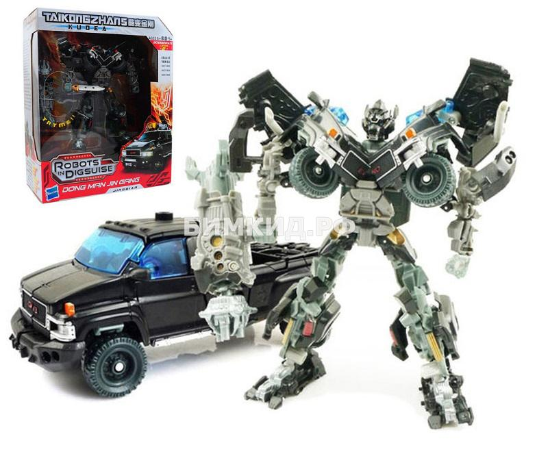 Айронхайд робот-трансформер Taikongzhans Ironhide, 18 см