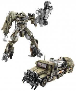 Мегатрон робот-трансформер Десептикон Taikongzhans Megatron, 18 см