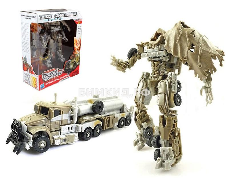 Мегатрон робот-трансформер Taikongzhans Megatron, 18 см