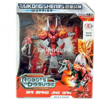 Скорн робот-трансформер Динобот Taikongzhans Scorn, 18 см
