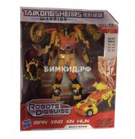 Робот-трансформер Taikongzhans H610, 18 см