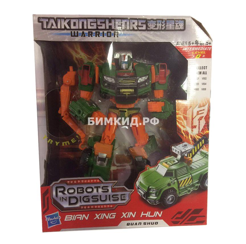 Робот-трансформер Taikongzhans H609, 18 см