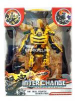 Бамблби 22 см робот-трансформер Inter Change Bumblebee