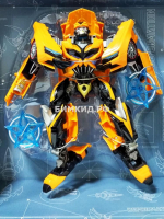 Бамблби 27 см робот-трансформер Interchange Bumblebee