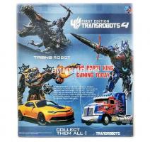 Оптимус Прайм 25 см робот-трансформер Transrobots Optimus Prime