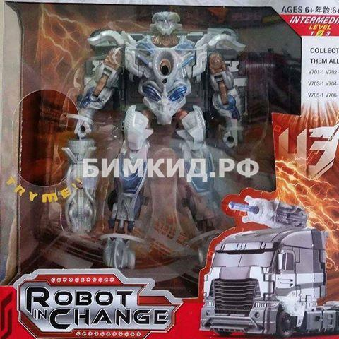 Гальватрон робот-трансформер Десептикон Taikongzhans Galvatron, 18 см