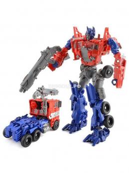 Оптимус Прайм №2 робот-трансформер Автобот Taikongzhans Optimus Prime, 18 см