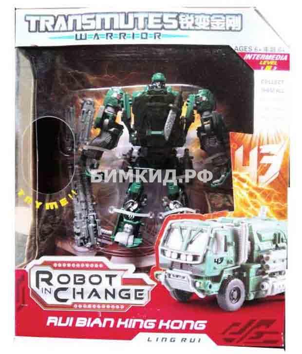 Хаунд робот-трансформер Автобот Taikongzhans Galvatron, 18 см