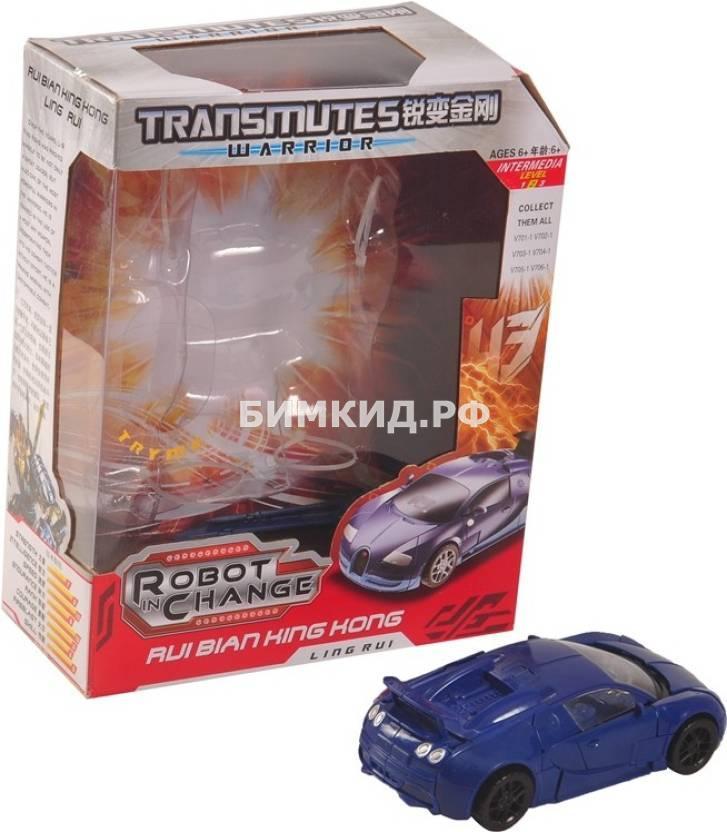 Дрифт робот-трансформер Автобот Taikongzhans, 18 см