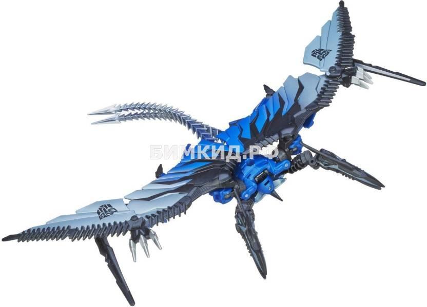 Свуп робот-трансформер Динобот Taikongzhans Swoop, 18 см