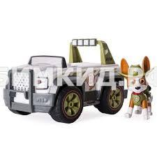 Трэкер с большой машинкой Щенячий патруль (Paw patrol)